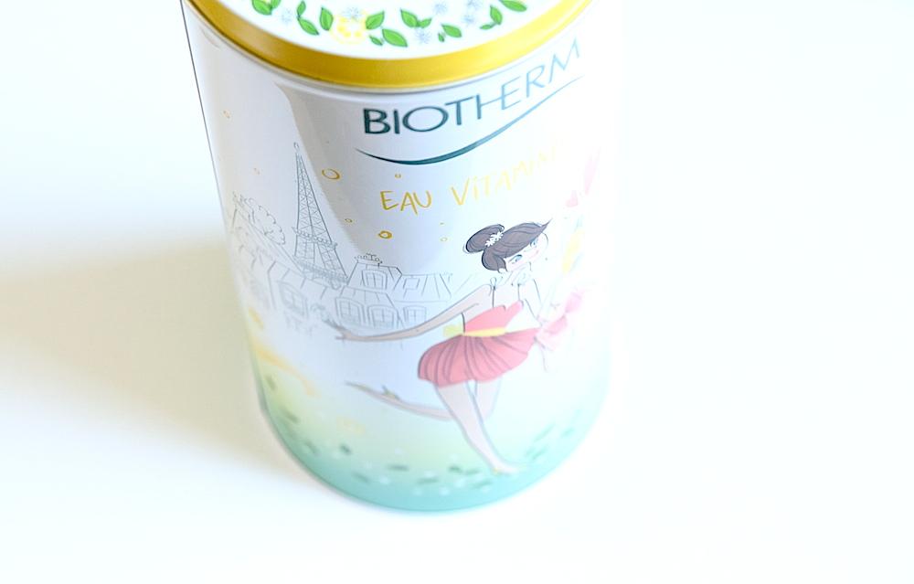 biotherm coffret eau vitaminee