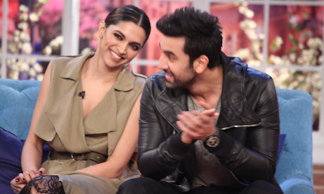 deepika ranbir on cnwk