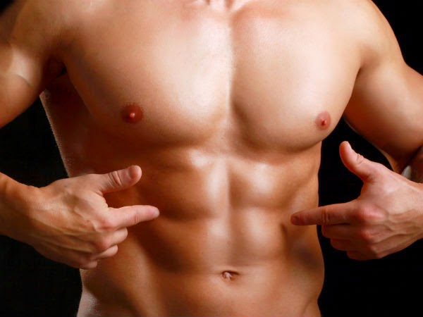 كيف تحصل على عضلات البطن