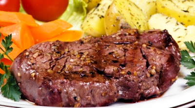Firecracker Steak Recipe