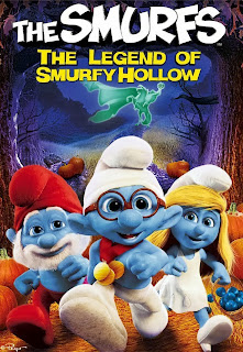 Watch The Smurfs: The Legend of Smurfy Hollow (2013) movie free online