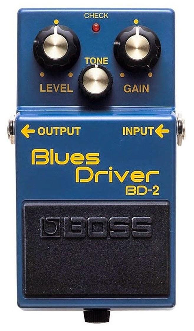 Deal on Boss BD-2 Blues Driver Guitar Pedal