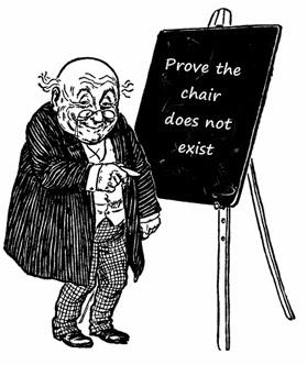 Funny professor clip art