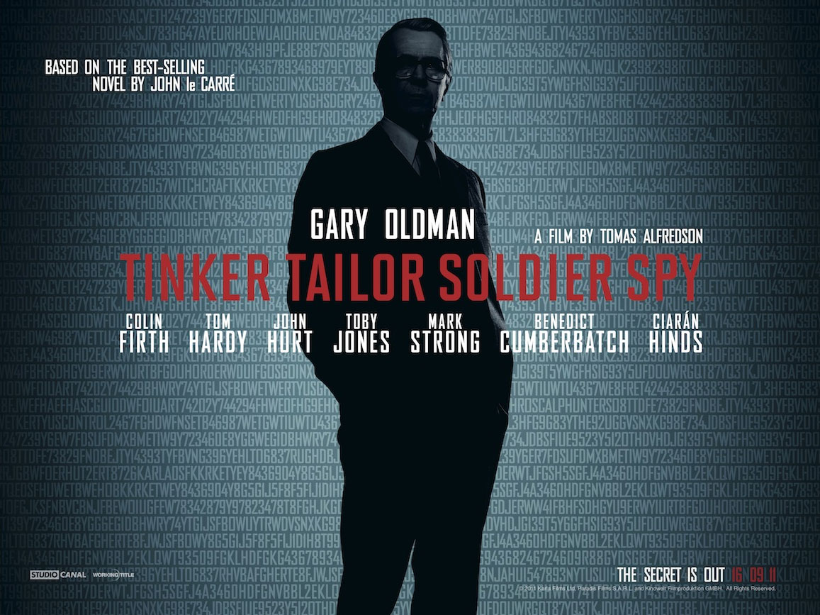 TAILOR, SOLDIER, SPY finds