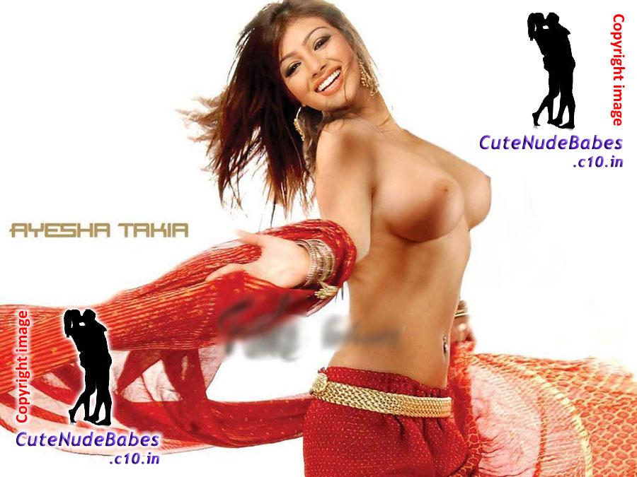 Sexy Ayesha Takia naked the