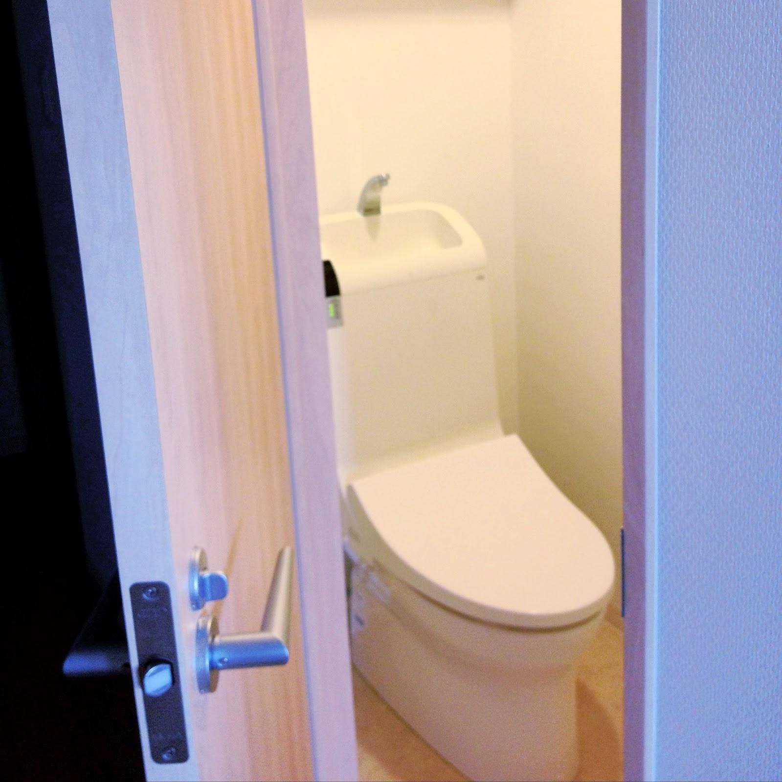 Jackson Riley: a post on Japanese toilets