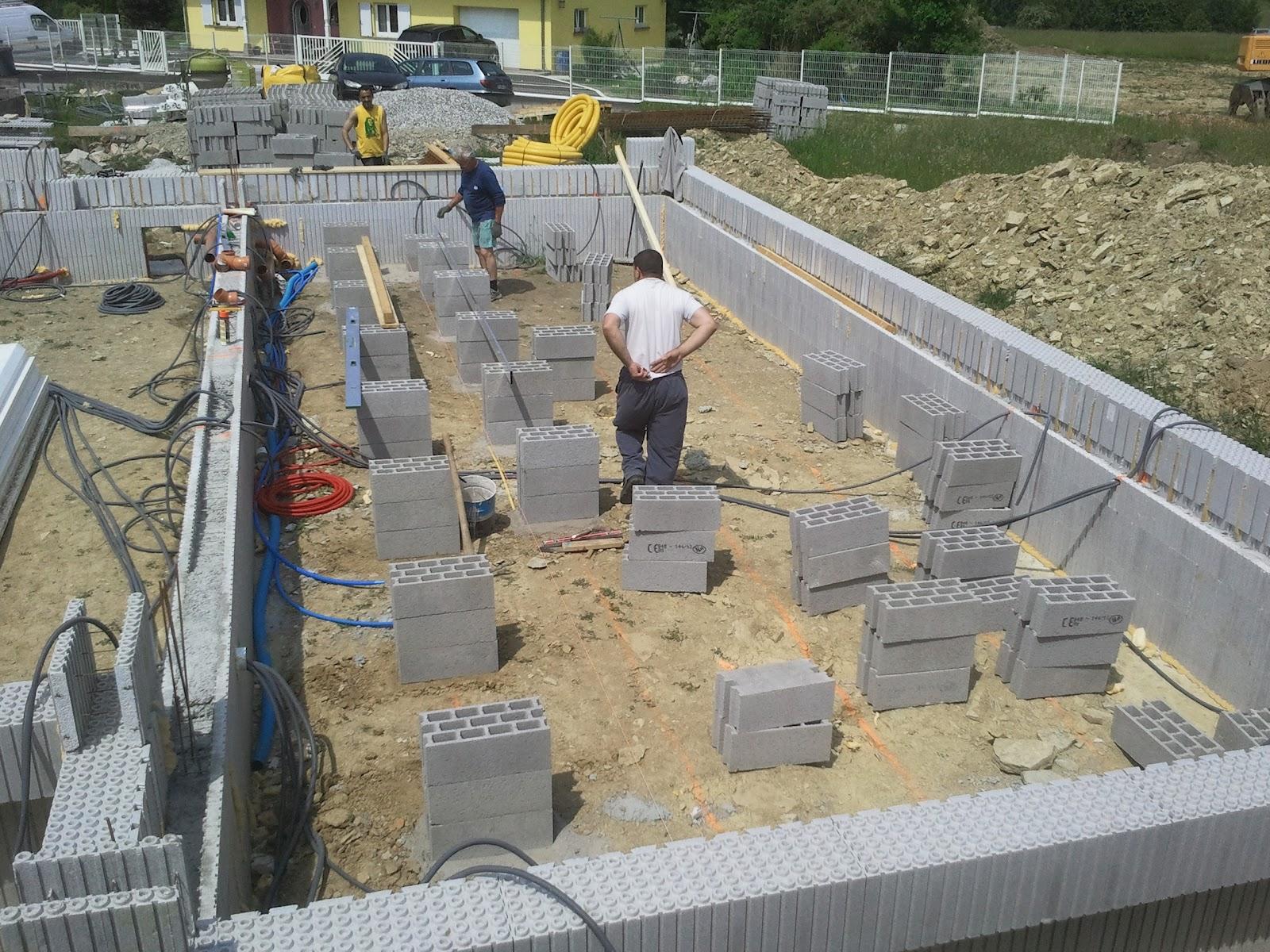 Construction euromac2 2012 20 etaiement vide sanitaire - Vide sanitaire construction ...