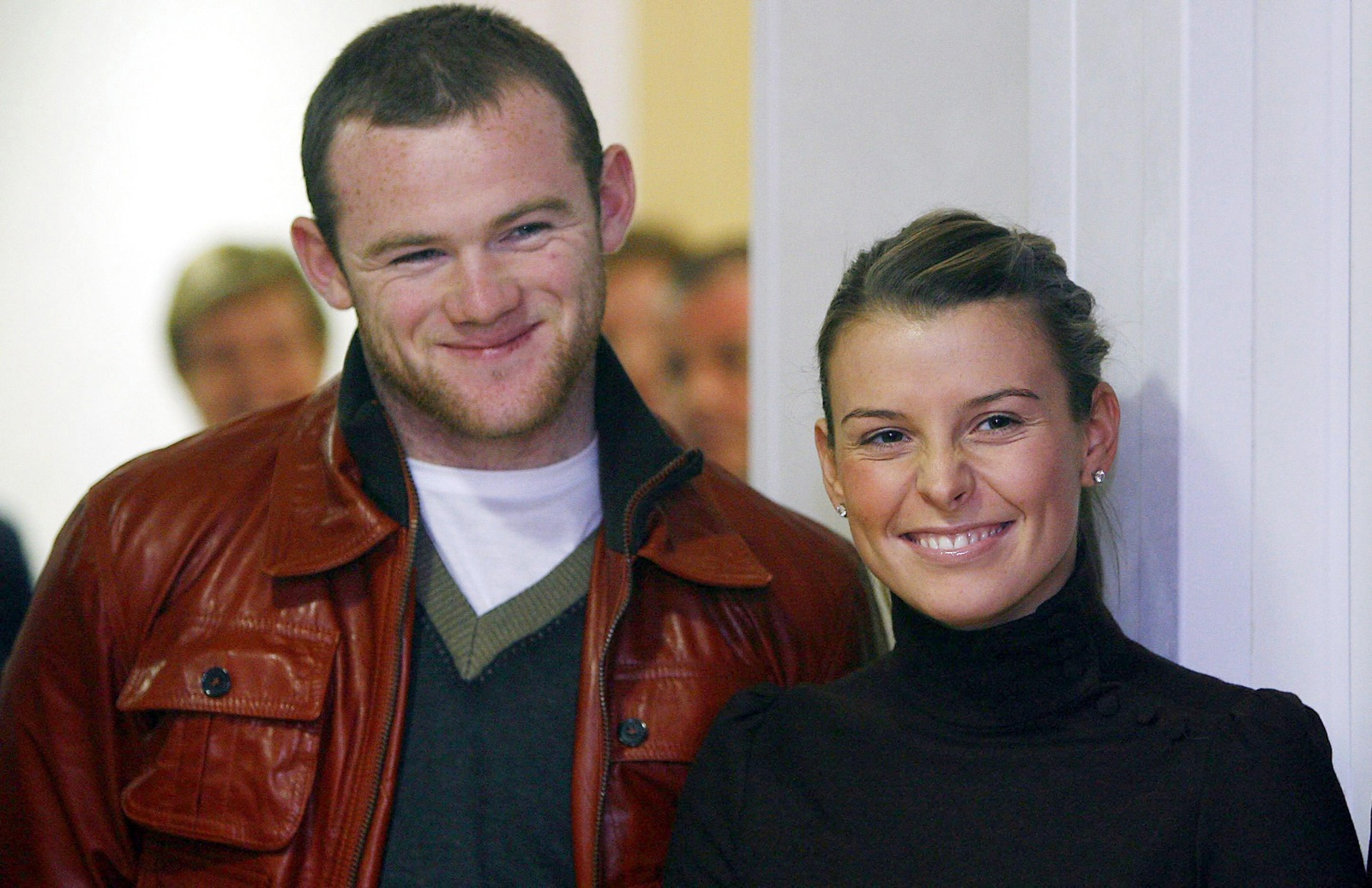Wayne Rooney Wife Wayne Rooney s wife Coleen blackmailed a gang to pay pounds if