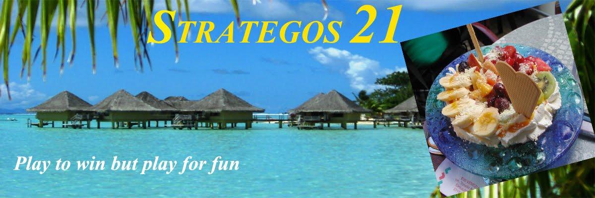 STRATEGOS 21