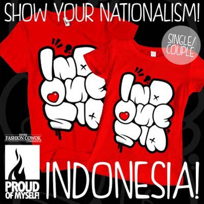 T-Shirts - INDONESIA