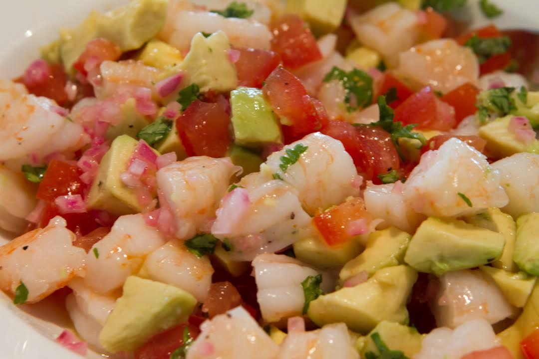 Recipe Resolution; A Culinary Adventure: Zesty Lime Shrimp ...