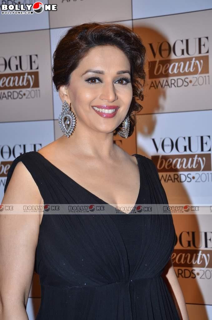 , Madhuri Dixit At Vogue Beauty Awards