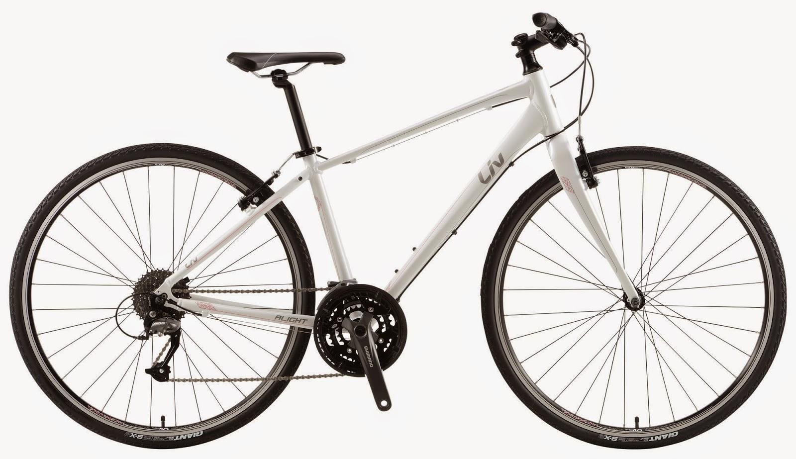 U.S. Giant New Bike Liv Alight 1 Ready To Launch 2015