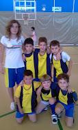 """La Salle """"A"""" 2011/2012 Saskibaloia"""