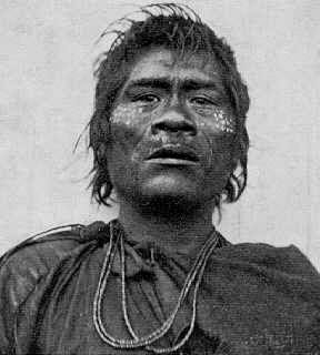 yaghan yamana native