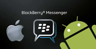 for android to use blackberry messenger application (BBM) - Aplikasi