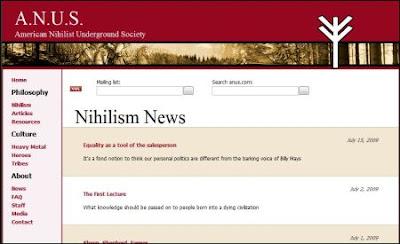 American Nihilist Underground Society