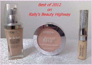 Best of 2012 on Rally's Beauty Highway