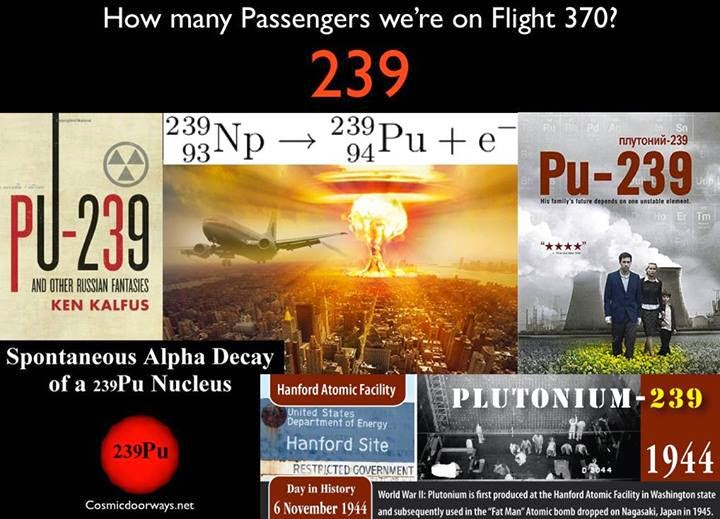 Malaysia Airlines Flight 370 Conspiracy Theories
