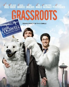 Grassroots (2012) 720p WEB-DL 650MB MKV