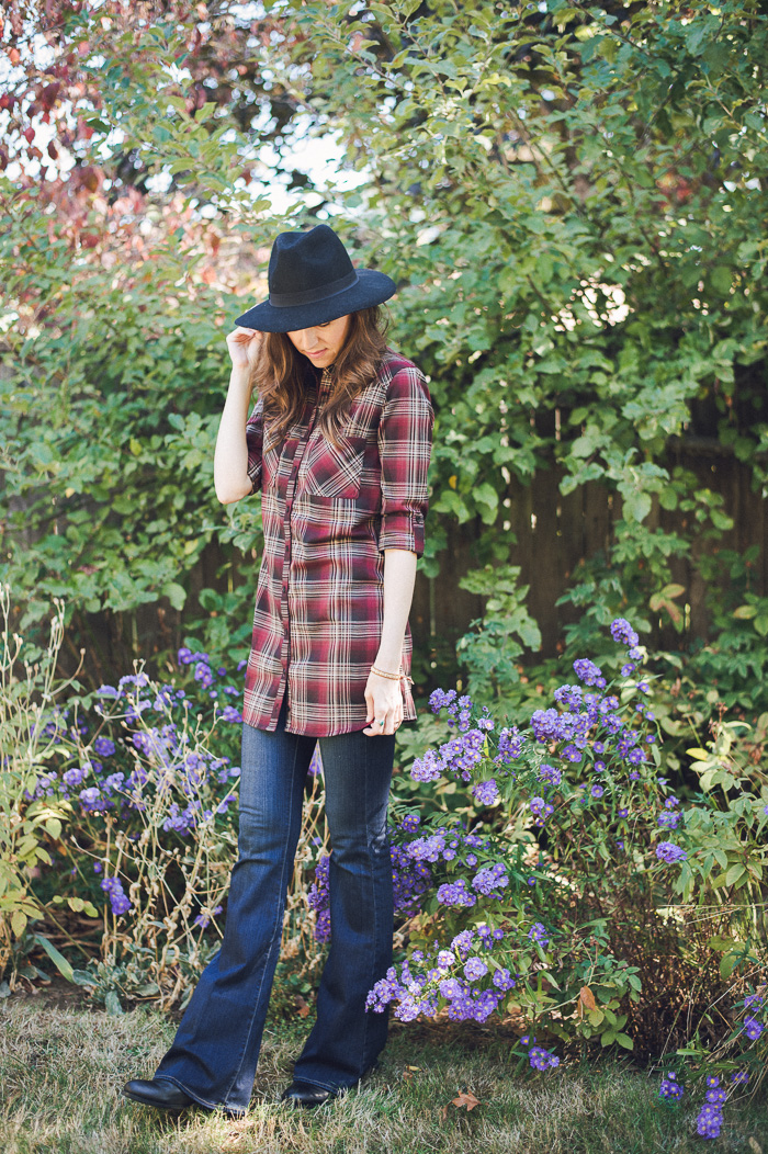 boho fall style