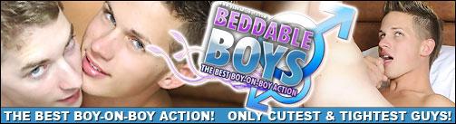 Beddable boys - Hot gay twink porn videos