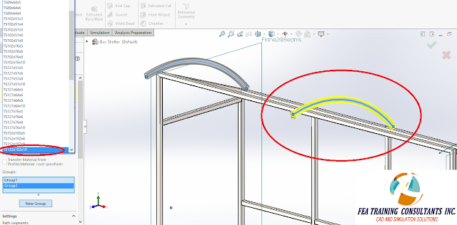 solidworks weldments 2016