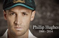 Australian Cricketer Philip Hughes Passes Away