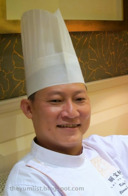 Lai Po Heen, Mandarin Oriental Kuala Lumpur, authentic Cantonese cuisine, Chinese New Year set menu, Yee Sang, award winning restaurant, Year of the Horse, superior ingredients,