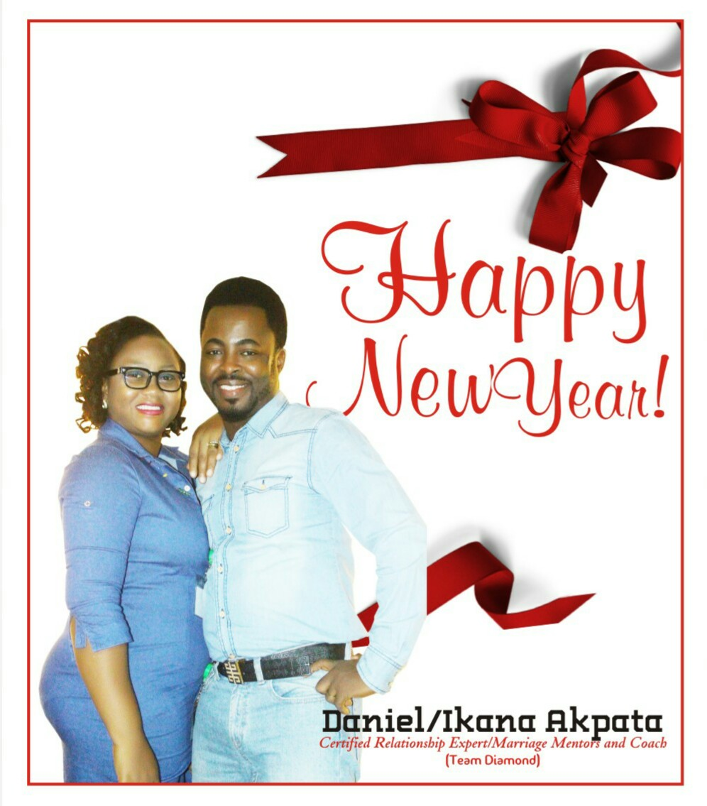 THE ONLY LOVE DOCTOR: HAPPY NEW YEAR FAMILY!
