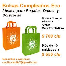 Bolsa Eco Cumpleaños