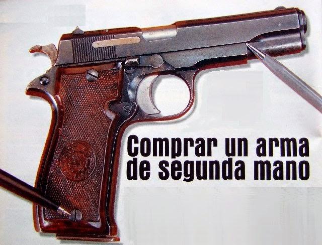 Comprar una pistola de segunda mano armas de fuego - Mesillas de segunda mano ...