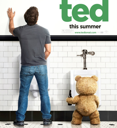 Ted 2012 film movie poster
