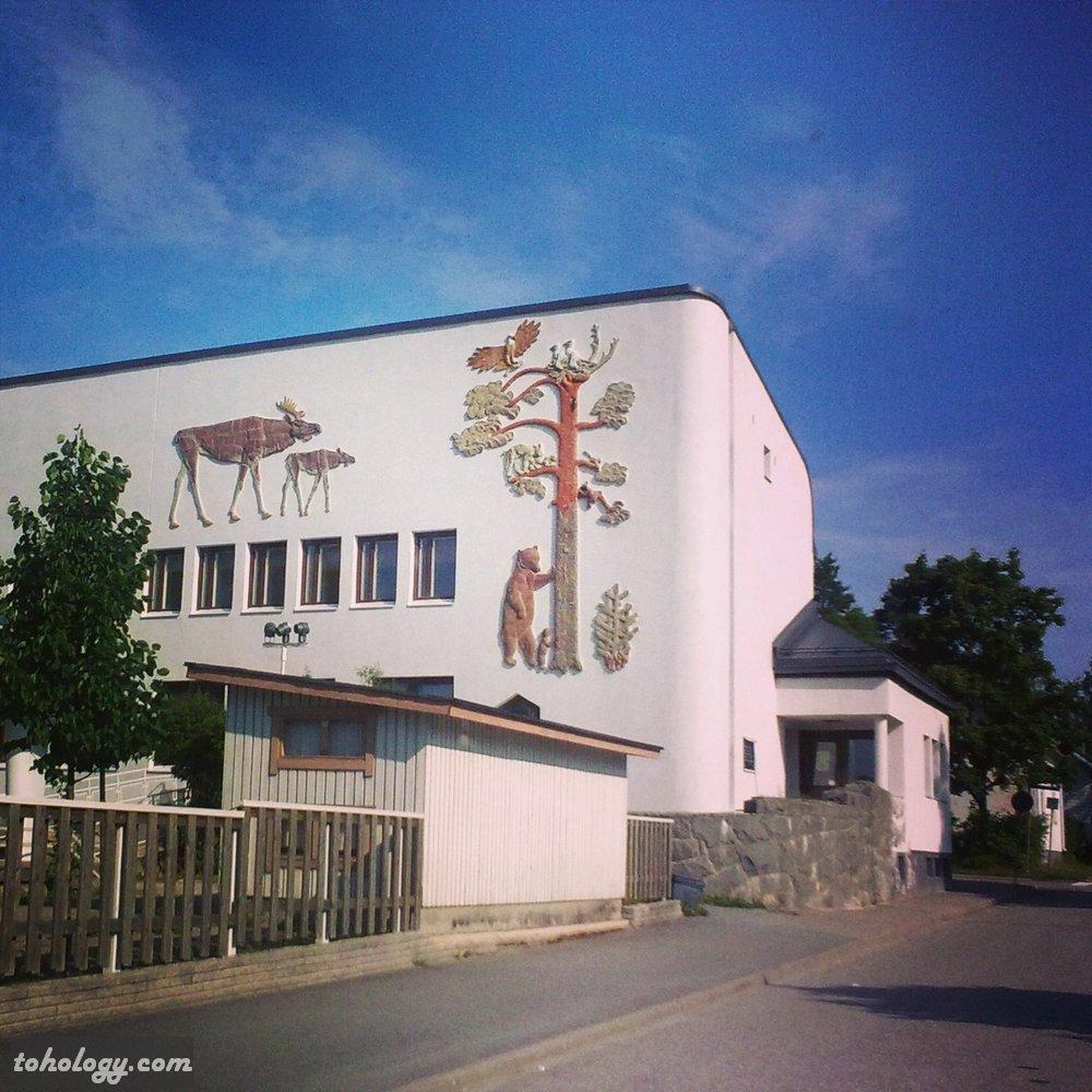 School in Mikkeli