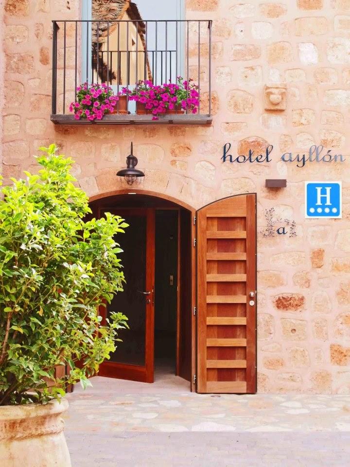 Hotel Ayllón (Segovia)