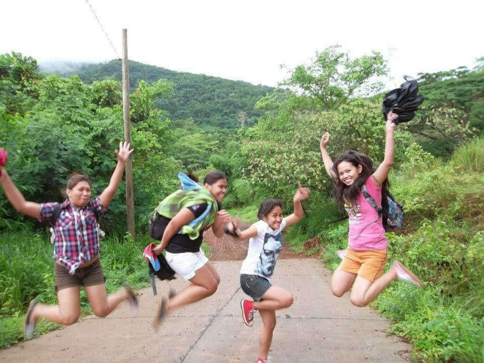jump shot in Bataan