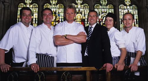 The Priory Restaurant Kitchen Nightmares