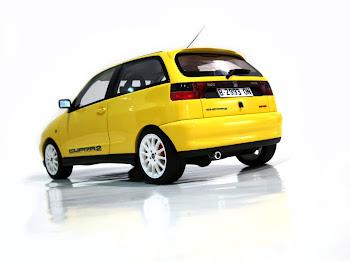 SEAT Ibiza Cupra 2 GTi 16v '97 - Otto Mobile
