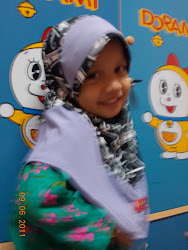 Our First Daughter (Lubna)