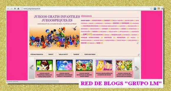"Red de Blogs ""GRUPO LM"""