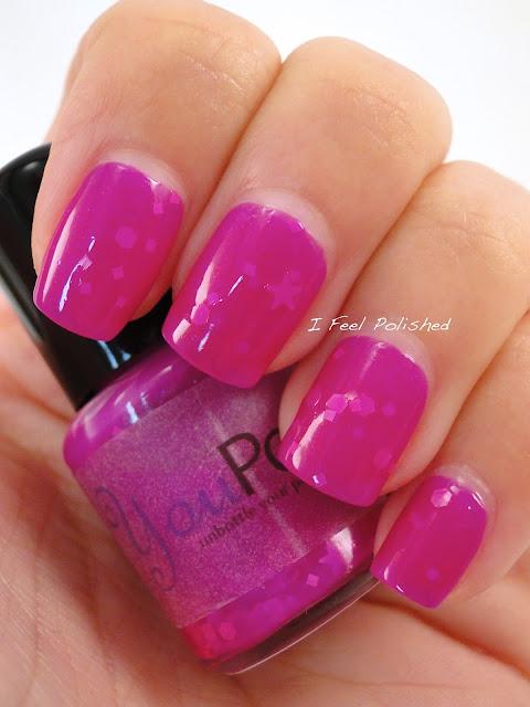 You Polish Pink Again
