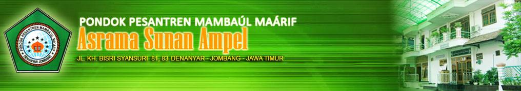 Pondok Pesantren Mamba'ul Ma'arif Denanyar Jombang