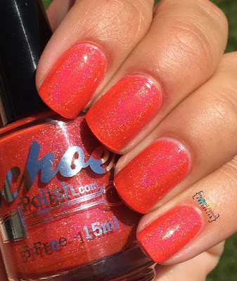 Echoes Polish Put Out My Fire!