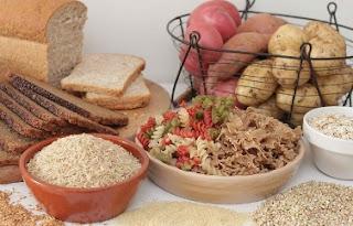 makanan sumber karbohidrat
