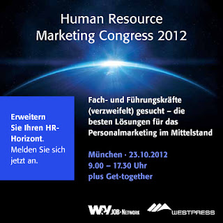hrmc2012 Human Resource, Fachkrftemangel und Marketing Congress