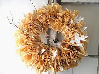 Coronas Navideñas Rusticas, parte 3