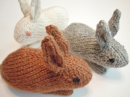 Free Knitting Patterns For Bunny Rabbits : Free Amigurumi Patterns: Henrys Bunny