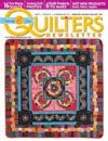 My quilt is in Quilters Newsletter!