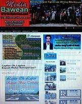 Lungsur ke Lelaman Media Bawean
