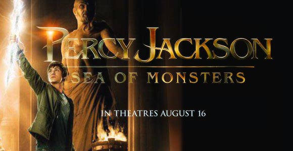 Percy Jackson: Sea of Monsters (2013) Official Trailer